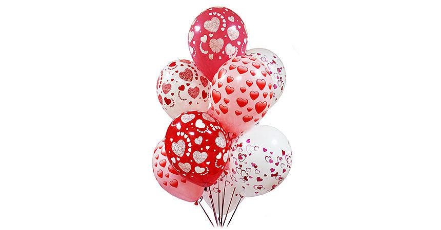 Букеты из воздушных шаров в Хабаровске